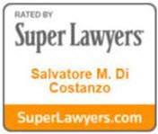 Salvatore M. Di Costanzo, Esq. Rated by Super Lawyers