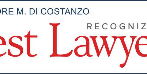 Best Lawyers Logo for Sal DiCostanzo